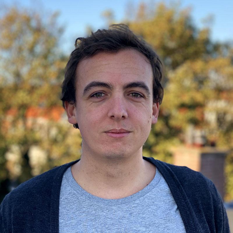 Profile Mitchel van Eijgen
